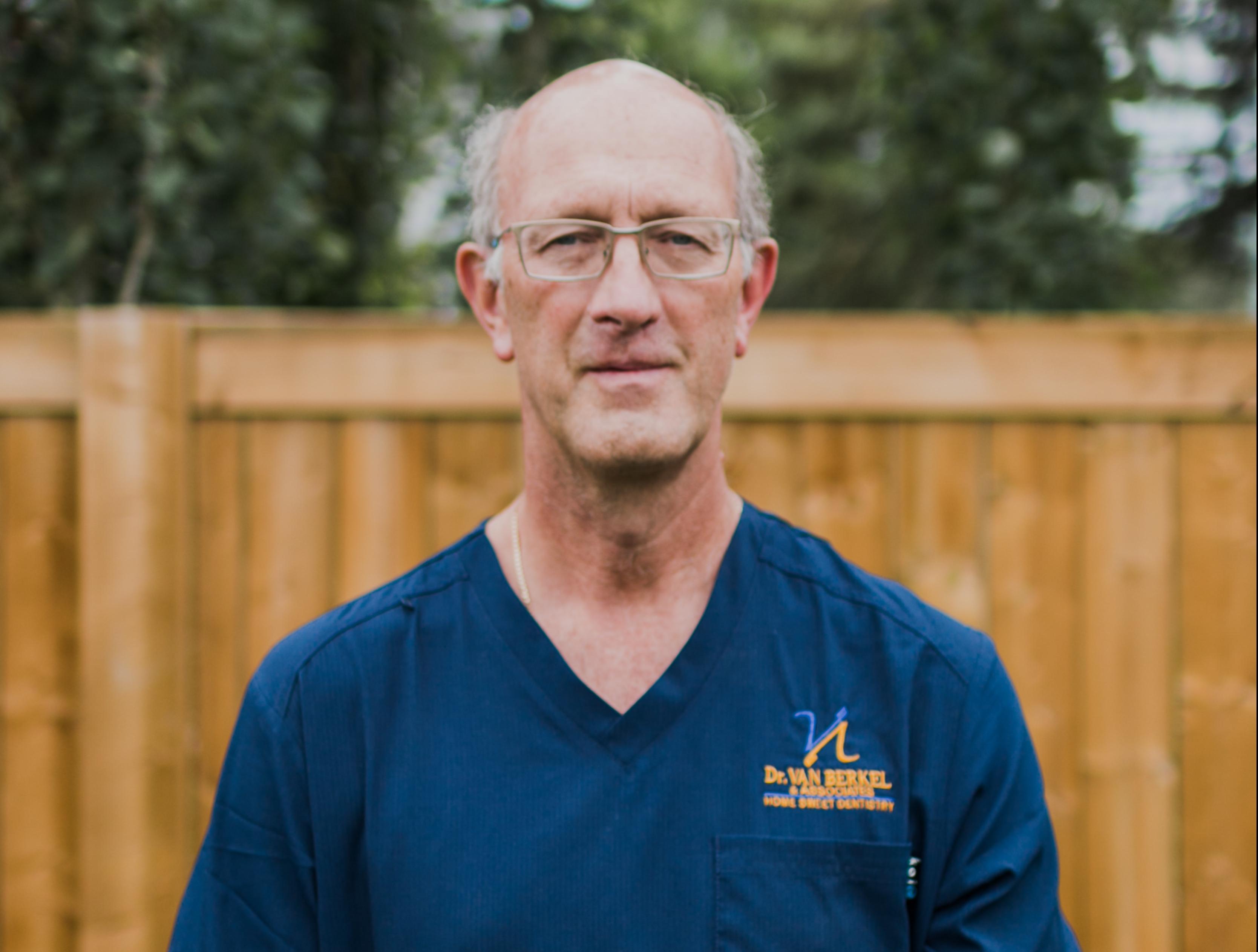 Dr. Daniel Van Berkel